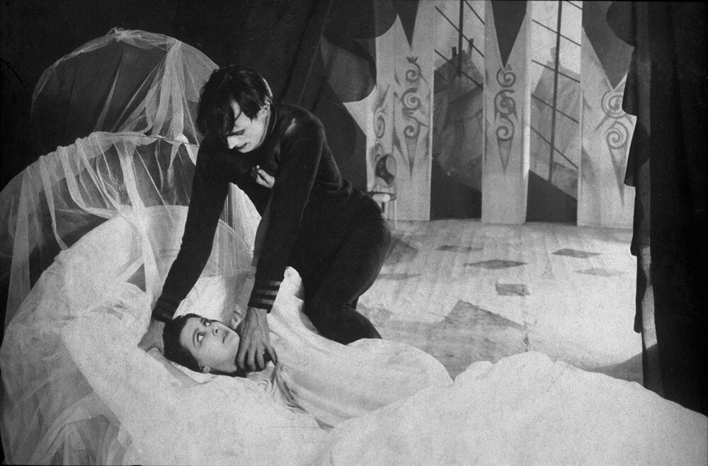 The cabinet of dr caligari somnambulist